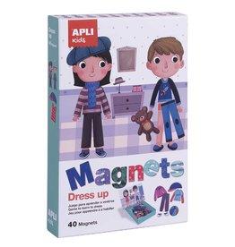 "APLI Magnets ""Dress Up"""