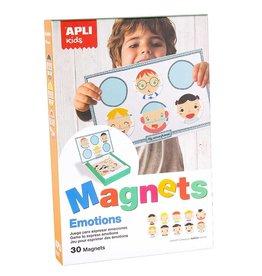 "APLI Magnets ""Emoticons"""