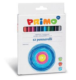 Primo Viltstiften (12 stuks)