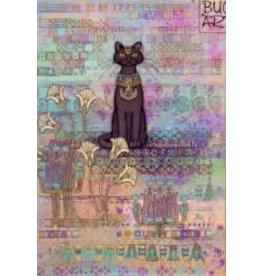 "BugArt Wenskaart ""Egyptian Cat"""