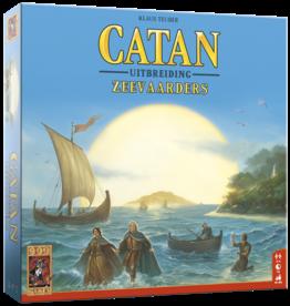 999 Games Catan: Zeevaarders