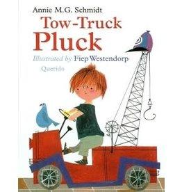 """Pluk in het Engels """"Tow-Truck Pluck"""" 4+"""
