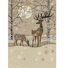 "BugArt Wenskaart ""Deer Landscape"""