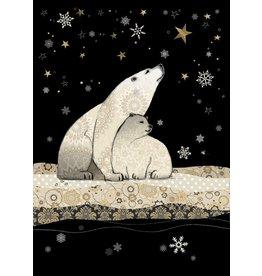 "BugArt Wenskaart ""Polar Bears"""
