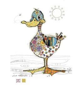 """BugArt Wenskaart """"Dotty Duck"""""""