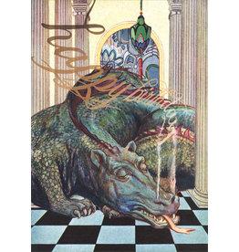 """Madame Treacle Wenskaart """"Sleeping Dragon"""""""