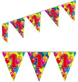 Balloons Vlaglijn met Leeftijd