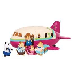 Li'l Woodzeez Honeysuckle Luchtvaart