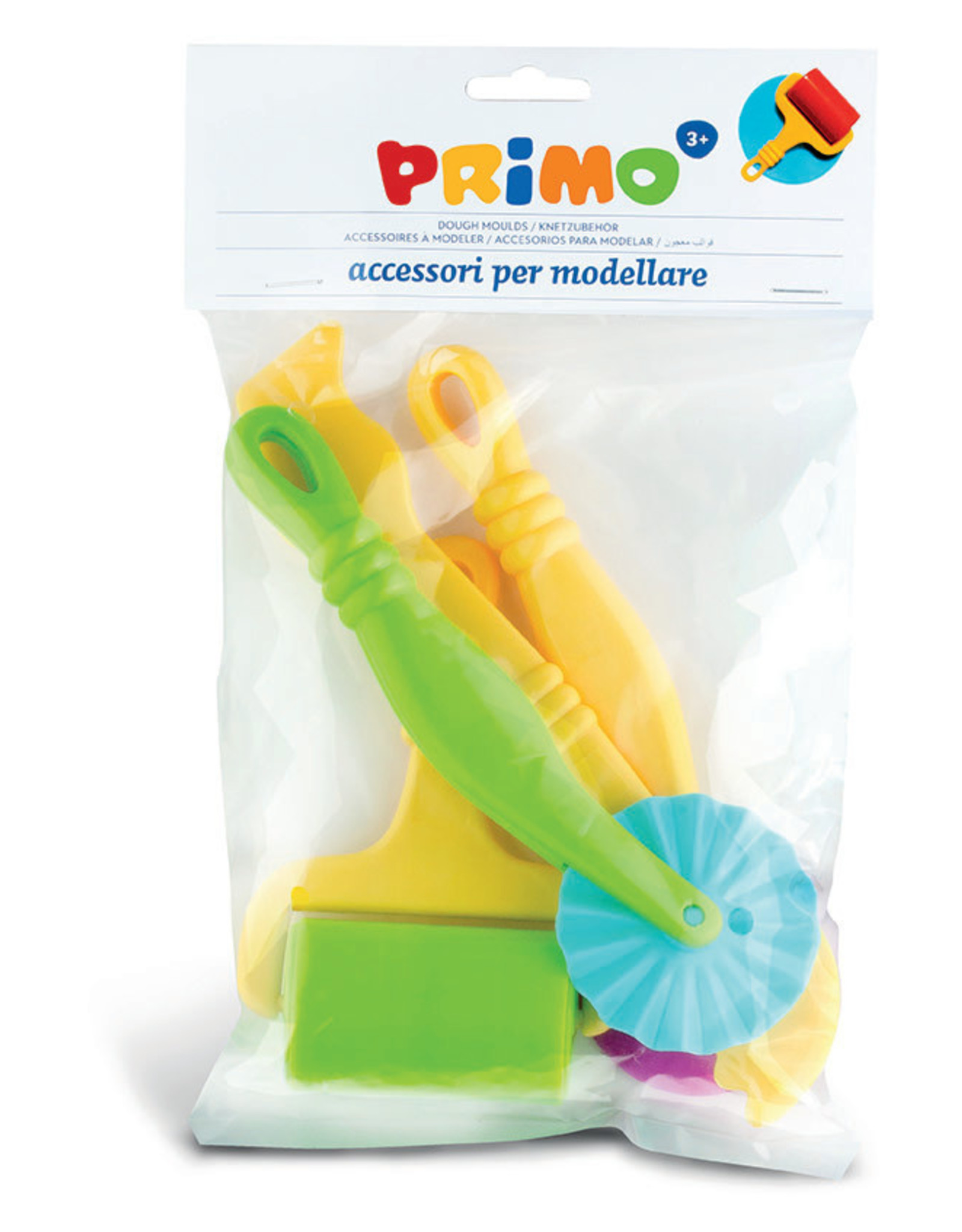 Primo Klei Accessoires Groot (4st)