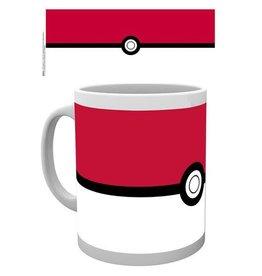 Pokemon Poke Ball Mug