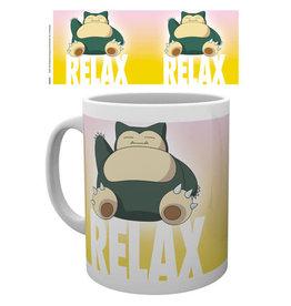 Pokemon Snorlax Mug