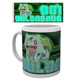 Pokemon Bulbasaur Glow Mug