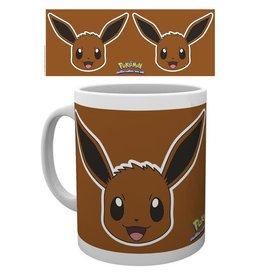 Pokemon Eevee Face Mug