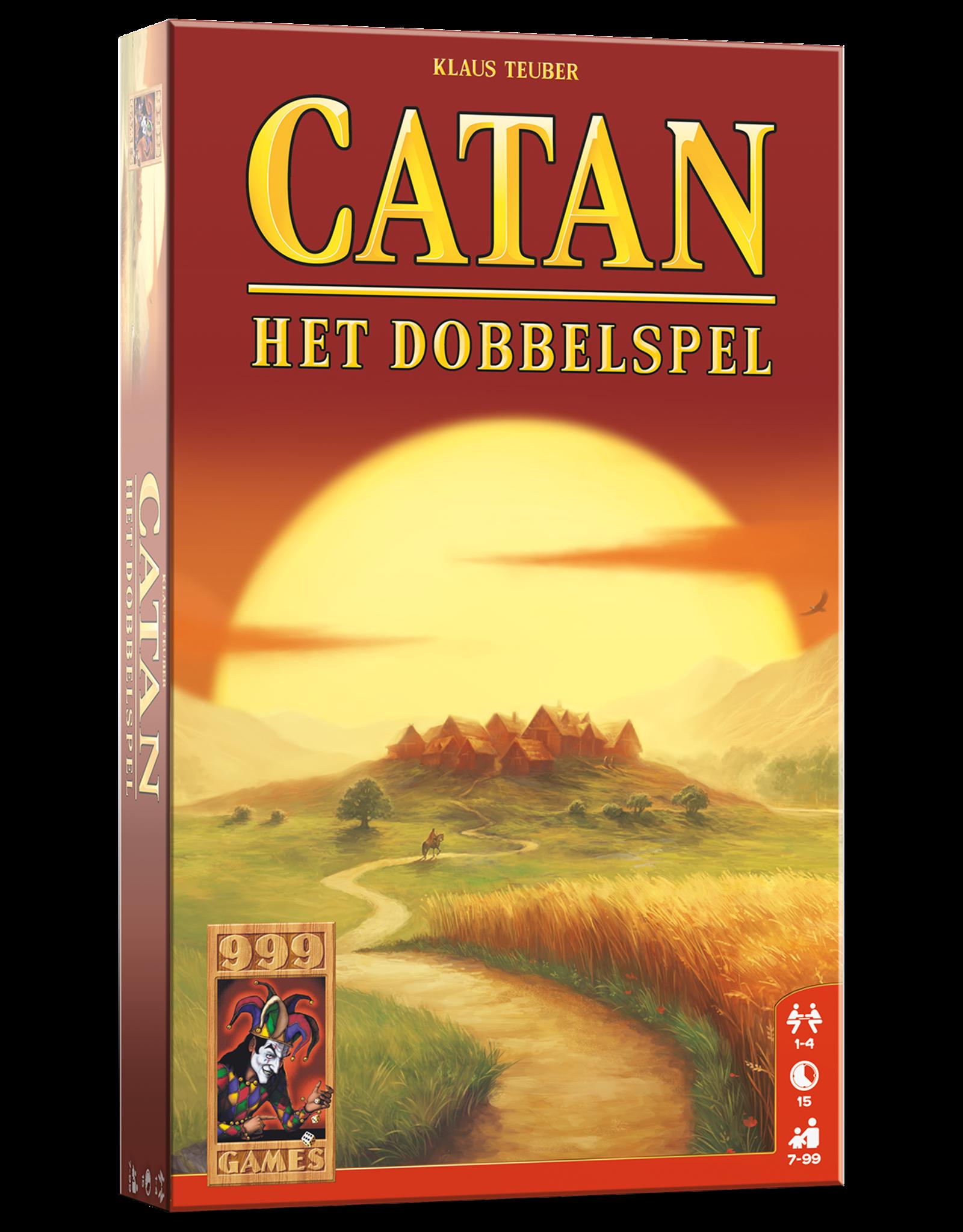 999 Games Catan: Het Dobbelspel