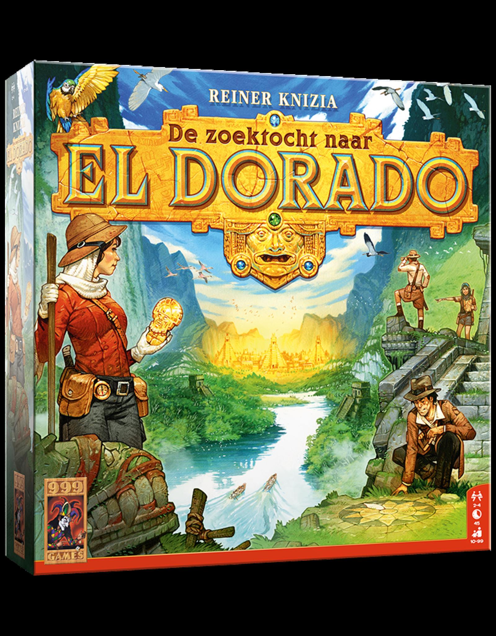999 Games De Zoektocht naar El Dorado