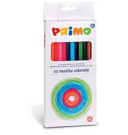 Primo Kleurpotloden (12st)
