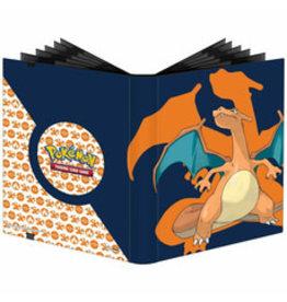 Pokemon Pokemon Verzamelmap 4-pocket: Charizard