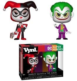Funko Funko Vynl DC - Harley Quinn + The Joker