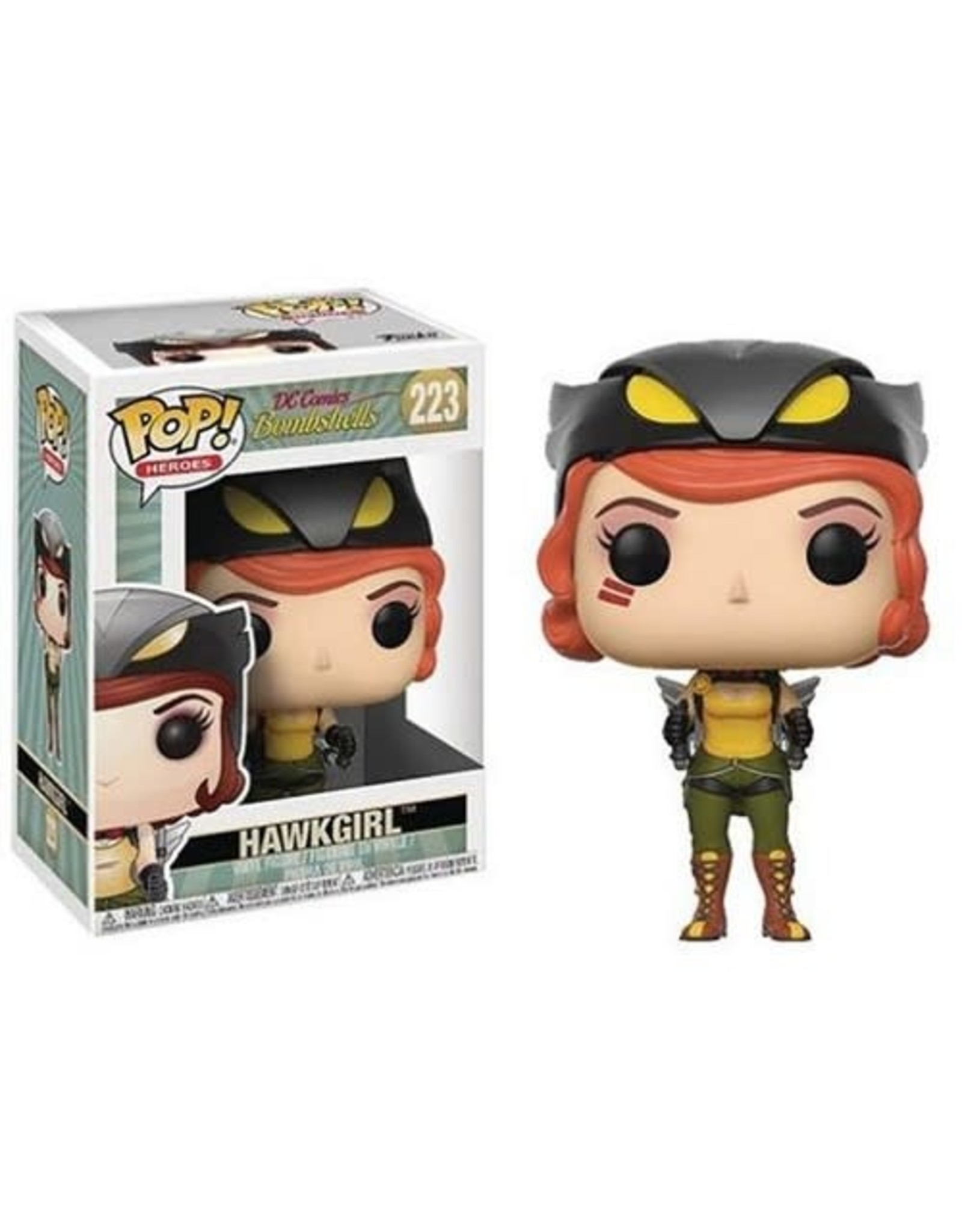 Funko Pop! Funko Pop! DC nr223 Hawkgirl
