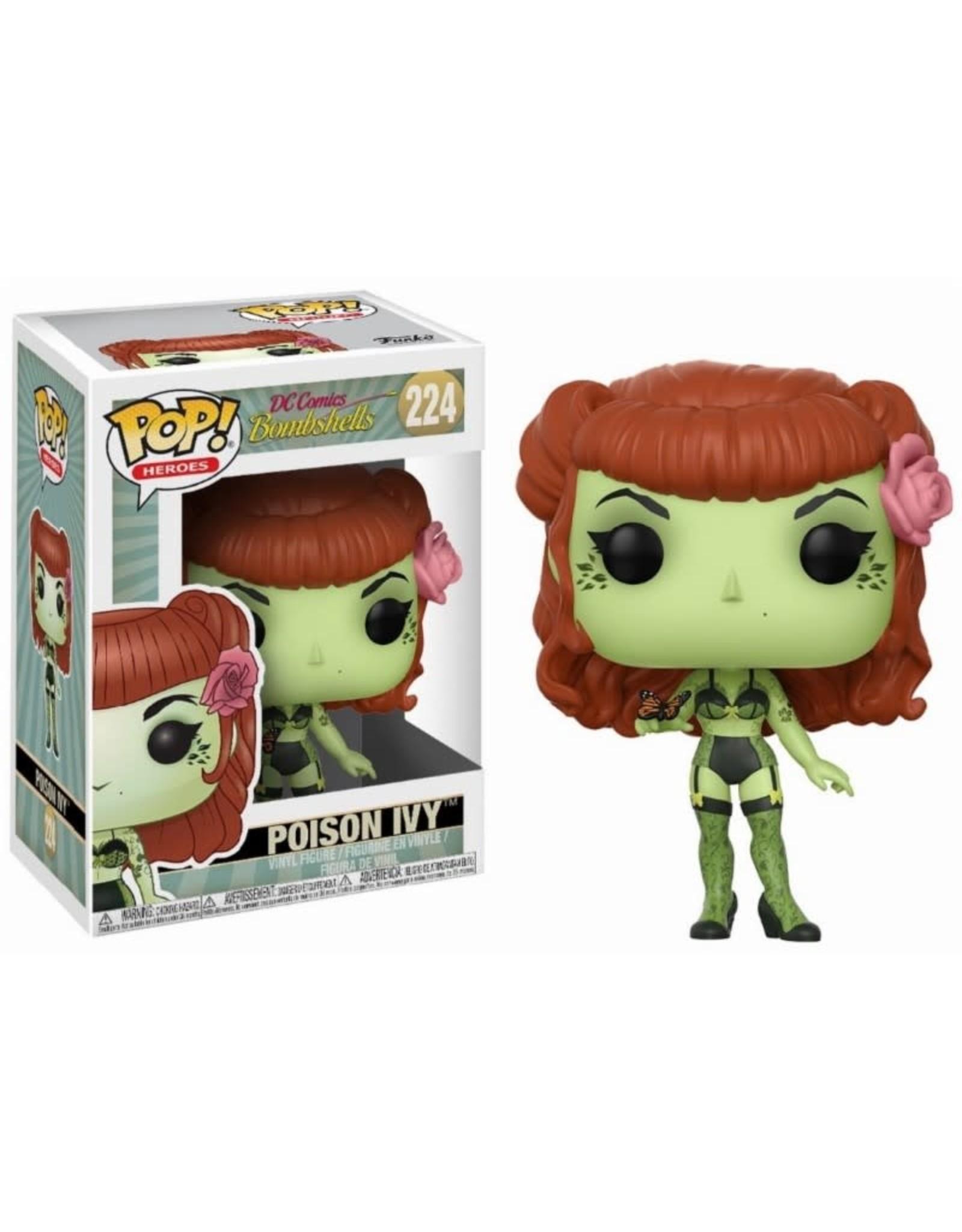 Funko Pop! Funko Pop! DC nr224 Poison Ivy