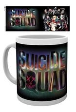 DC Comics Mug - Suicide Squad Logo