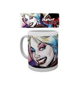DC Comics Mug - Harley Quinn Wink