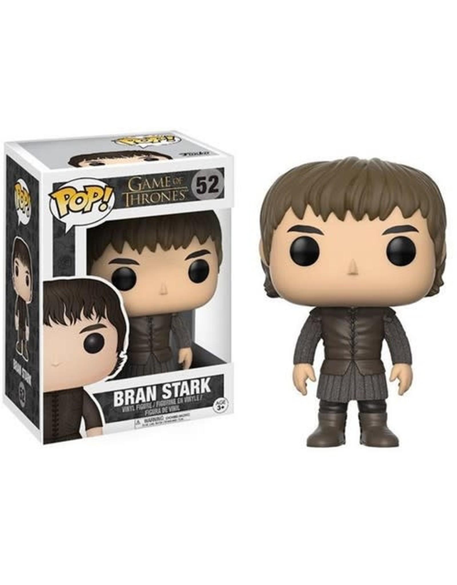 Funko Pop! Funko Pop! Game of Thrones nr052 Bran Stark