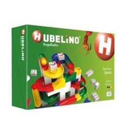 HUBELINO HUBELINO Knikkerbaan Basis Set 123-delig