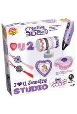 3D Pen Jewelry Studio