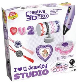 3D Pen Jewelry Studio
