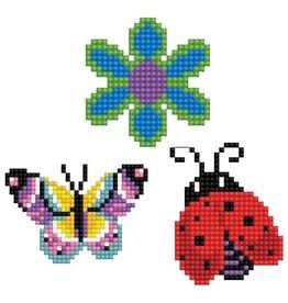 "Diamond Dotz Stickers ""Garden"" Diamond Dotz"