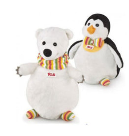 Trudi Handpop Pinguin & IJsbeer