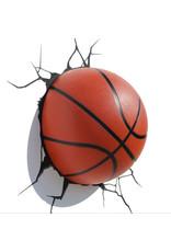 3D Basketball Muurlamp