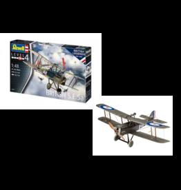 Revell Model-Set British Legends S.E. 5a