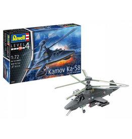 Revell Model Set Kamov Ka-58 Stealth Helicopter