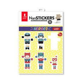 El Nan Nan Stickers Heroes