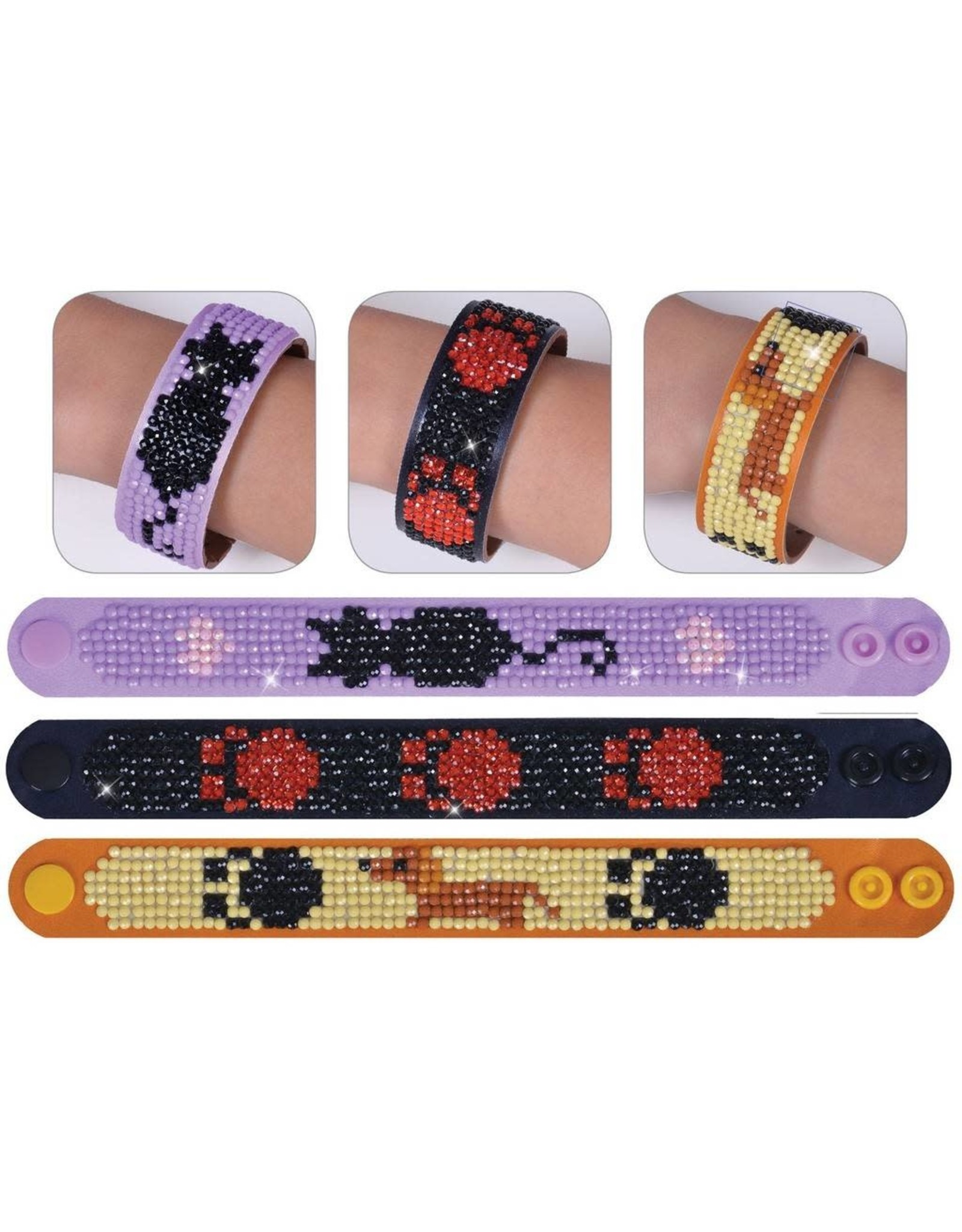 "Diamond Dotz Dotzies Bracelets ""Pets"""