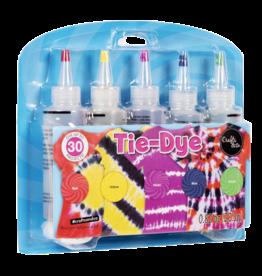 Tie-Dye Textielverf Set