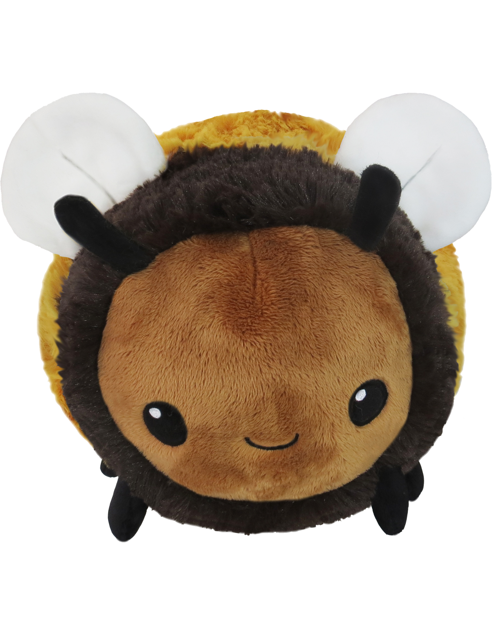 Squishable Fuzzy Bumblebee Small