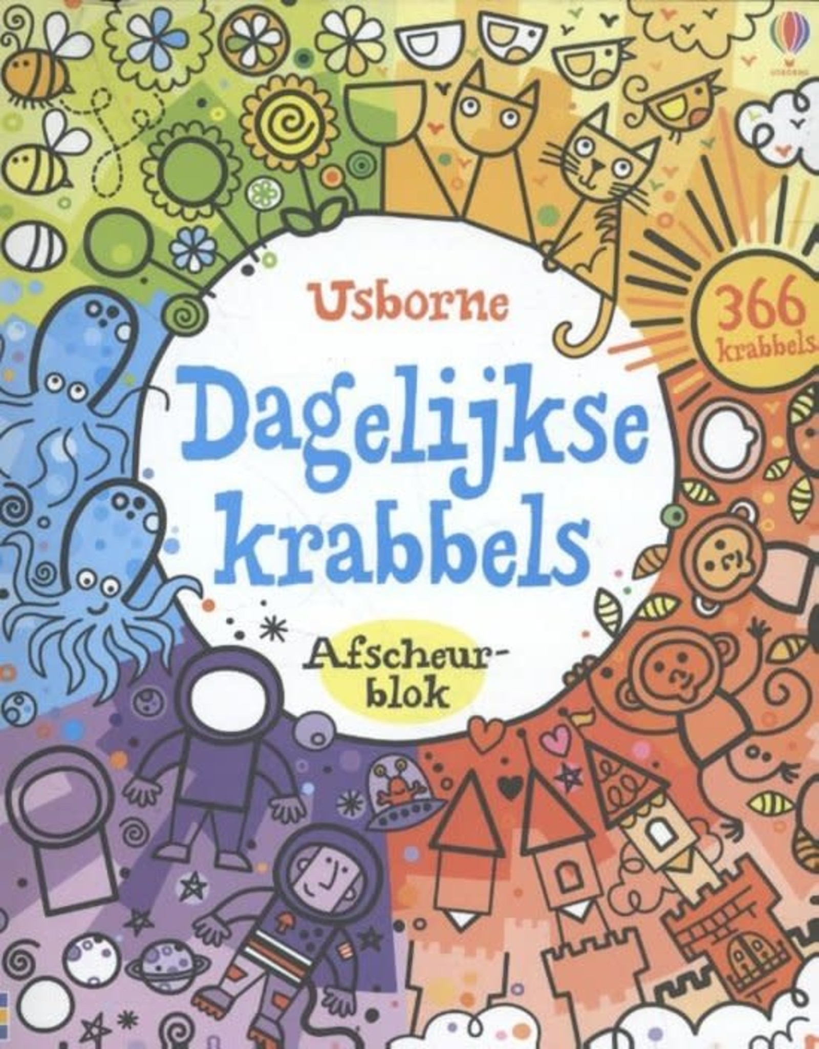 Dagelijkse Krabbels Afscheurblok