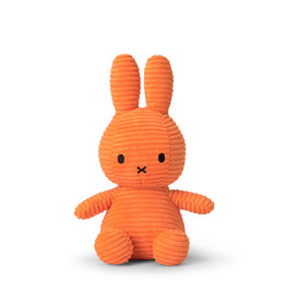 nijntje Miffy Sitting Corduroy Orange