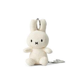 nijntje Miffy Keychain Corduroy Offwhite 10 cm