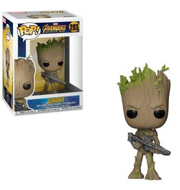 Funko Pop! Funko Pop! Marvel nr293 Infinity War - Groot
