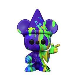 Funko Pop! Funko Pop! Art Series nr015 Disney - Sorcerer Mickey