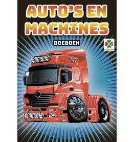 Doeboek Auto's en Machines