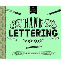 Deltas Hand Lettering - Creatief Werkschrift