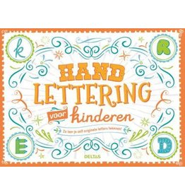 Deltas Hand Lettering voor Kinderen