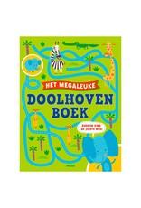 Deltas Het Megaleuke Doolhoven Boek