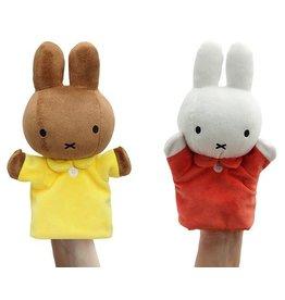 Miffy and Nina Handpoppen