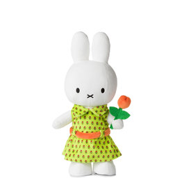 Miffy Flowers Dress 34 cm